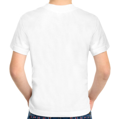 Детская футболка Зеро