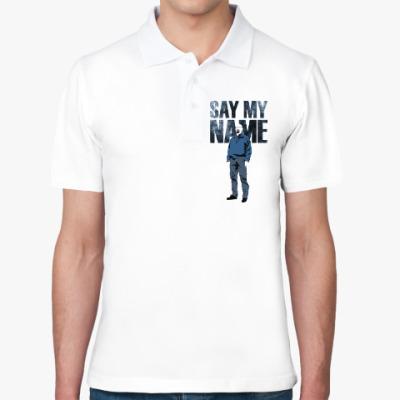 Рубашка поло Heisenberg