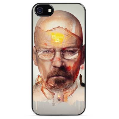 Чехол для iPhone Breaking Bad
