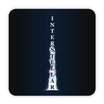 Костер (подставка под кружку) Interstellar