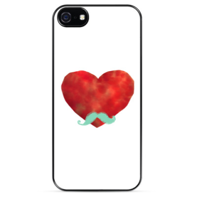Чехол для iPhone Heart like a sir