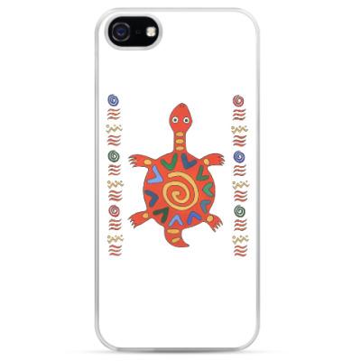 Чехол для iPhone черепашка из Африки