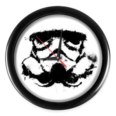 Настенные часы Star Wars: Штурмовик