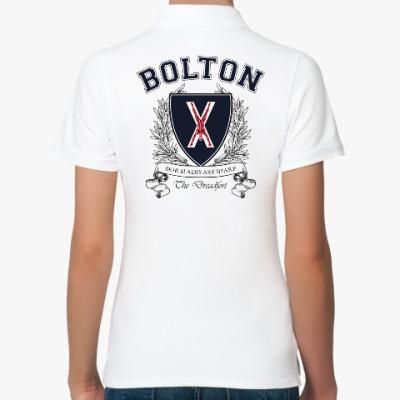 Женская рубашка поло House Bolton