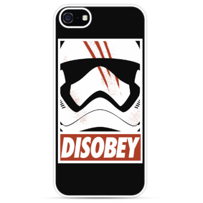 Чехол для iPhone Star Wars: Disobey