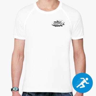 Спортивная футболка Acefishing
