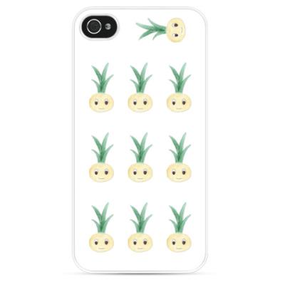 Чехол для iPhone Добрая луковица