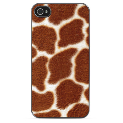 Чехол для iPhone Пятнышки жирафа