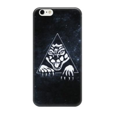 Чехол для iPhone 6/6s Пантера