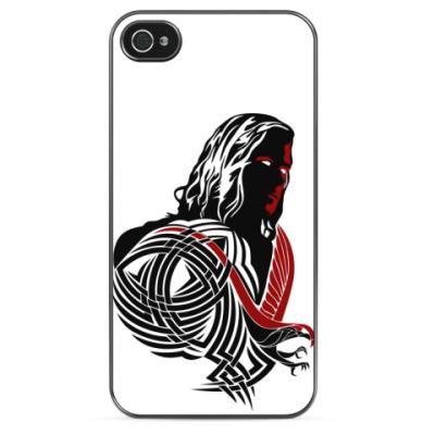Чехол для iPhone Thor - God of Thunder