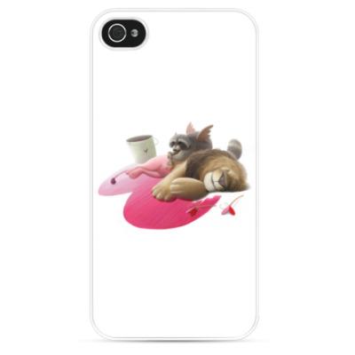 Чехол для iPhone Всем любви!