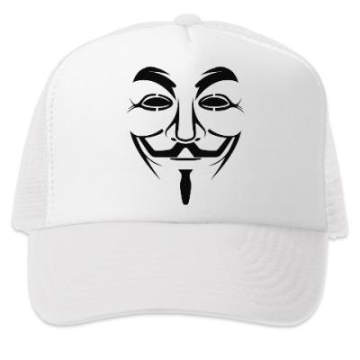 Кепка-тракер Анонимус