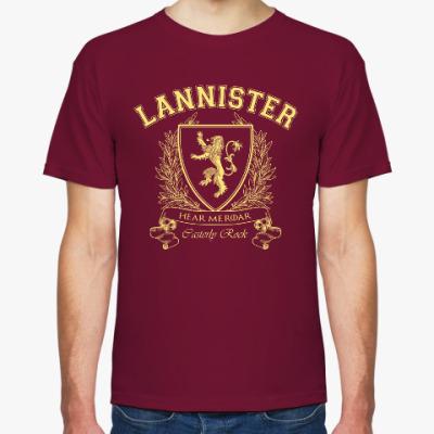 Футболка House Lannister