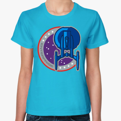 Женская футболка Star Trek: Enterprise