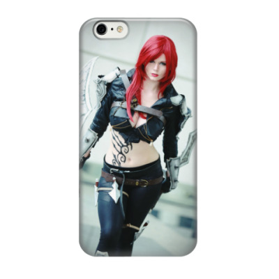 Чехол для iPhone 6/6s Katarina