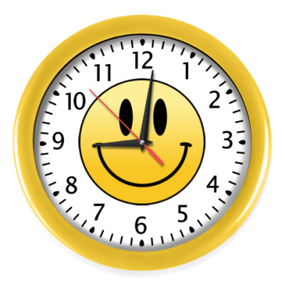 Настенные часы Smile