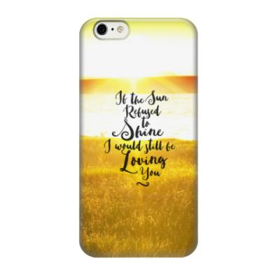 Чехол для iPhone 6/6s Признание в любви