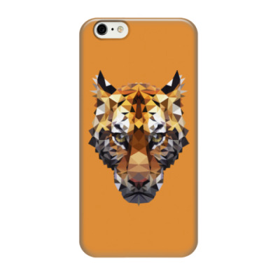 Чехол для iPhone 6/6s Тигр / Tiger