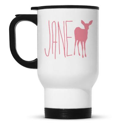 Кружка-термос JANE DOE