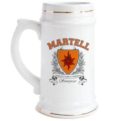 Пивная кружка House Martell