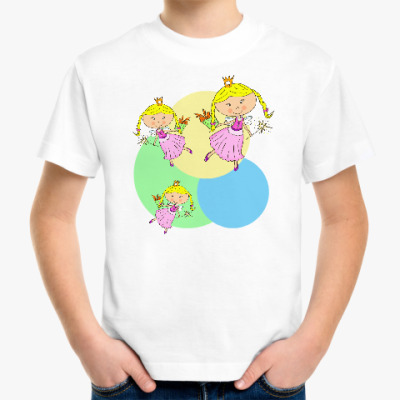 Детская футболка Феечки!