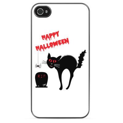 Чехол для iPhone Ужасы Хэллоуин