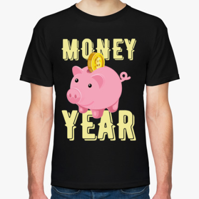Футболка MONEY YEAR