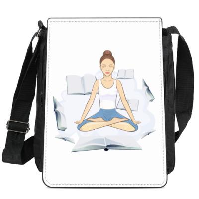 Сумка-планшет Медитация