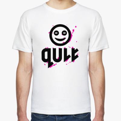 Футболка QULT1