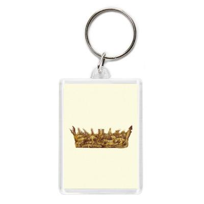 Брелок Игра Престолов: Корона