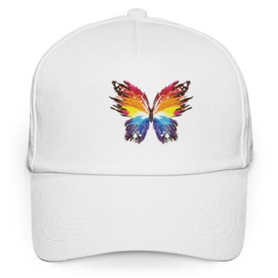 Кепка бейсболка Бабочка