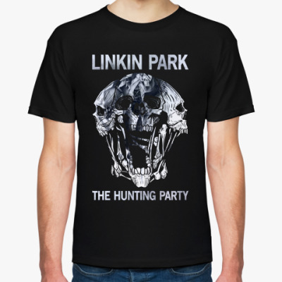 Футболка Linkin Park The Hunting Party