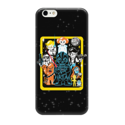 Чехол для iPhone 6/6s Star Wars