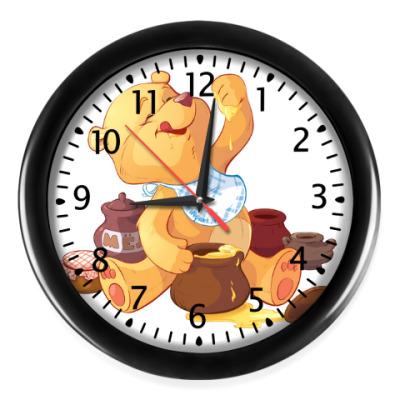 Настенные часы Винни-Пух