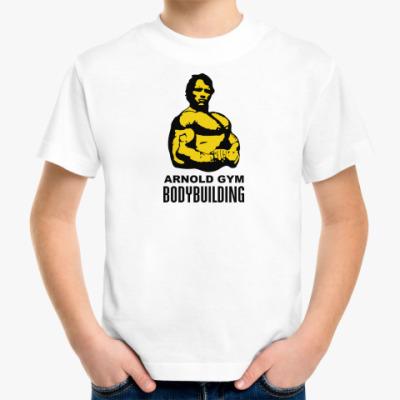 Детская футболка Arnold - Bodybuilding