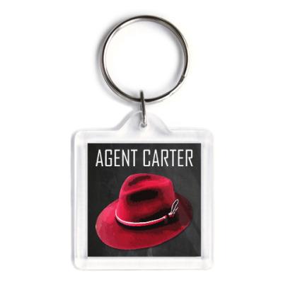 Брелок Agent Carter