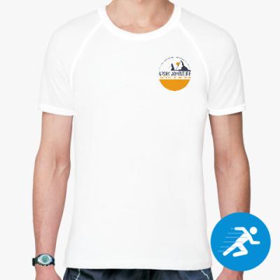 Спортивная футболка ApsnyAdventure