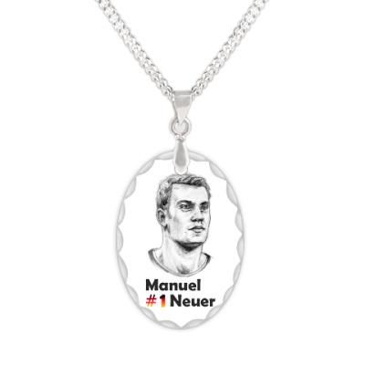 Мануэль Нойер вратарь