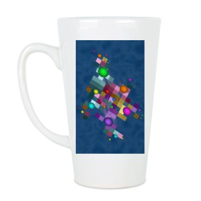Чашка Латте Фантазия