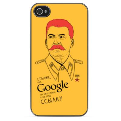Чехол для iPhone Сталин