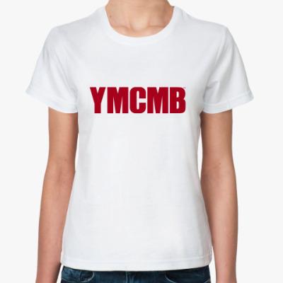 Классическая футболка YMCMB