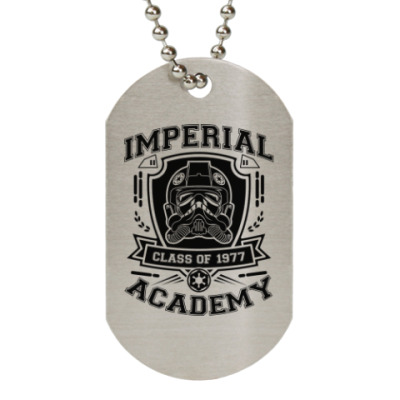 Жетон dog-tag Imperial Academy