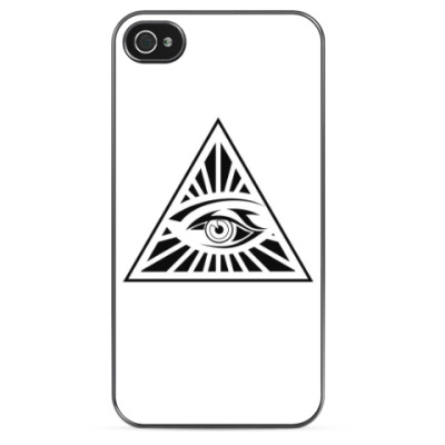 Чехол для iPhone eye of providence