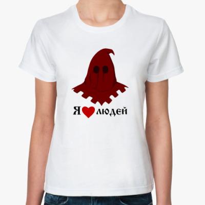 Классическая футболка Палач