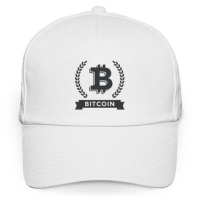 Кепка бейсболка Bitcoin - Биткоин