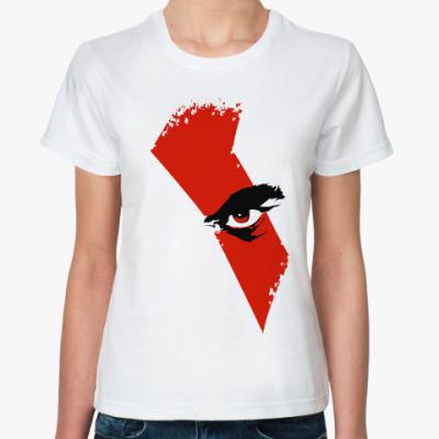 Классическая футболка Кратос | Kratos God of War