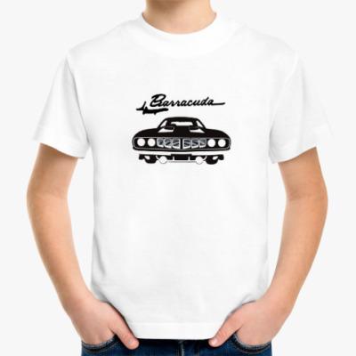 Детская футболка Барракуда