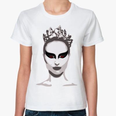 Классическая футболка  'Портман'