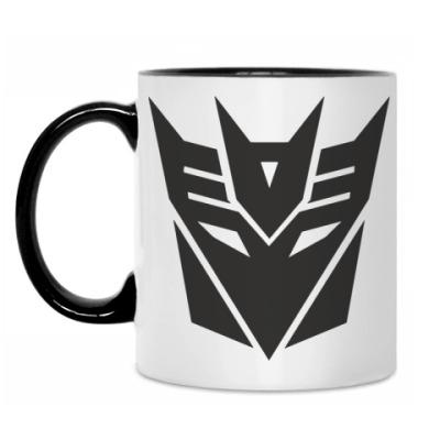 Кружка Transformers, трансформеры
