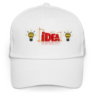 Кепка бейсболка iDea